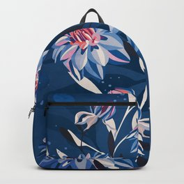 Late at night  Backpack