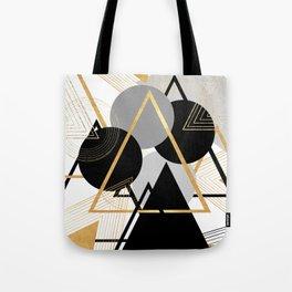 Deltamatic Tote Bag