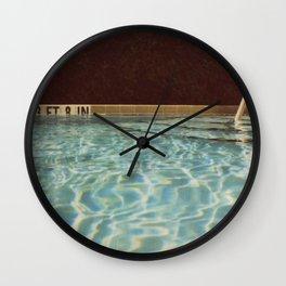 Three Feet Eight Inches Wall Clock