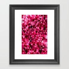 Hard Candy Framed Art Print