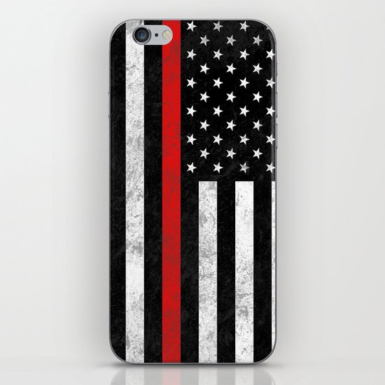 Thin Red Line by forgetsundaydrivesdesigns