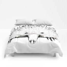 Nudge in Echidna Comforters