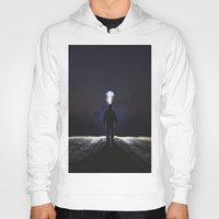 jack frost Hoodies featuring Frost by Tanner Albert