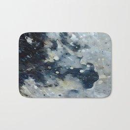 Dark Galaxy1 watercolour by CheyAnne Sexton Bath Mat