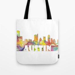 Austin Texas Skyline MCLR 2 Tote Bag