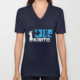 Kirito Unisex V-Neck