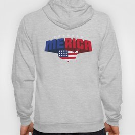 4th Of July Independence Day Merica Hoody