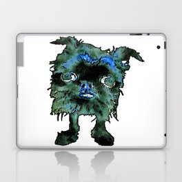 Lugga The Friendly Hairball Monster For Boos Laptop & iPad Skin