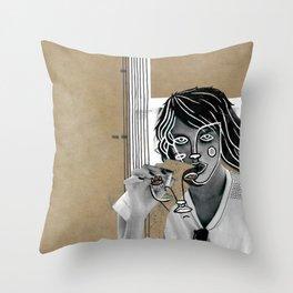 megazone1 Throw Pillow
