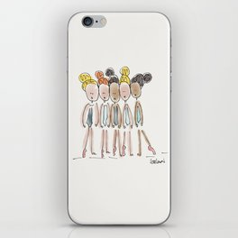 Show Girls iPhone Skin