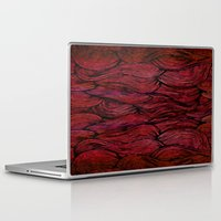 anxiety Laptop & iPad Skins featuring Anxiety by NaturePrincess