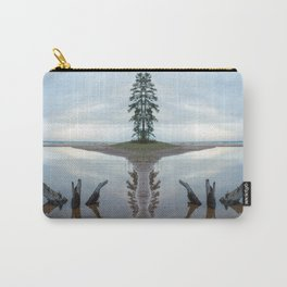 Rooted Driftwood 2 Carry-All Pouch