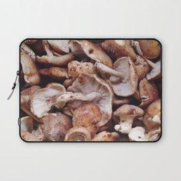 The Avant-Garden Forage || Shiitake Mushroom Laptop Sleeve