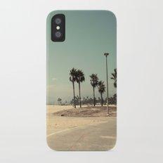 Venice Beach number 2 iPhone X Slim Case