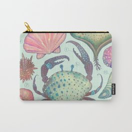 Marine Creatures II Carry-All Pouch