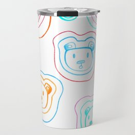 Bears 2 Travel Mug