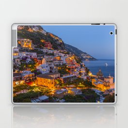 A Serene View of Amalfi Coast in Italy Laptop & iPad Skin