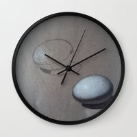 physics Wall Clocks featuring physics by Notwhatnot