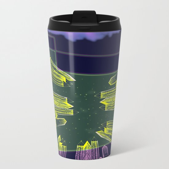 Stellar Area 01-08-16 Metal Travel Mug