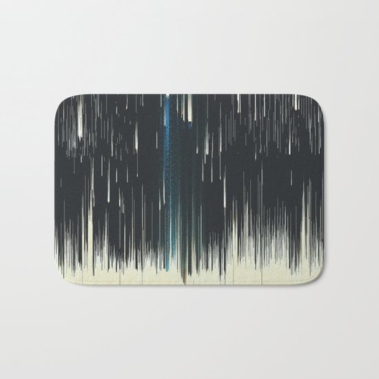warpspeed Bath Mat