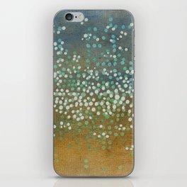 Landscape Dots - Float iPhone Skin