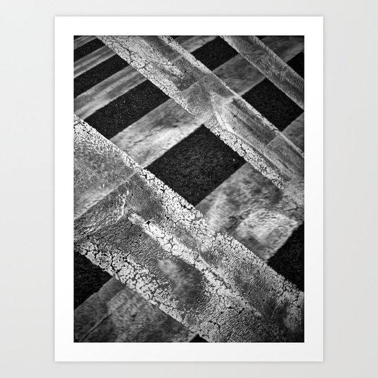 do, however, offer modulations: Art Print