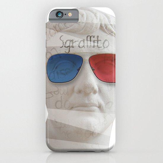 scratch 3D iPhone & iPod Case