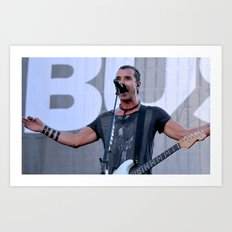 Rossdale/Bush Art Print