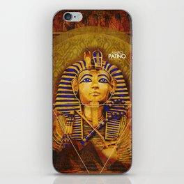 King Tut iPhone Skin