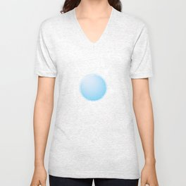 Moon Orbit Unisex V-Neck