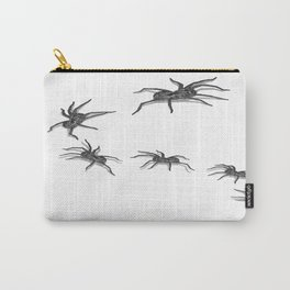 Wolf Spiders Carry-All Pouch