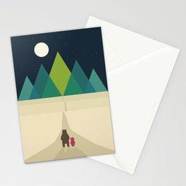 Long Journey Stationery Cards