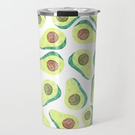 Avocado mania Travel Mug