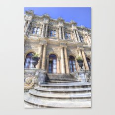 Dolmabahce Palace Istanbul Canvas Print