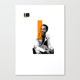 FELA Canvas Print