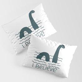 Loch Ness Monster Pillow Sham