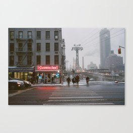 2nd Ave. Canvas Print