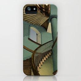 Ascending iPhone Case