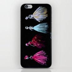 The Gathering Fashion Illustration iPhone & iPod Skin