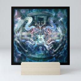 Crytalinne Equilibrium Mini Art Print