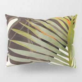 leaves tropical Pillow Sham