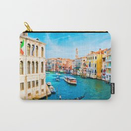 Italy. Venice lazy day Carry-All Pouch