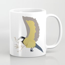 Bæremeis (Great tit carrier ?  :)   ) Coffee Mug