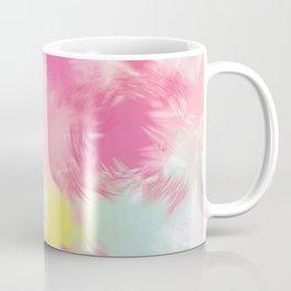 Blurred Blend - Pink Coffee Mug