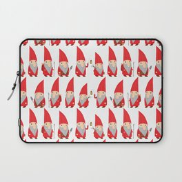 Gnome Pattern Laptop Sleeve