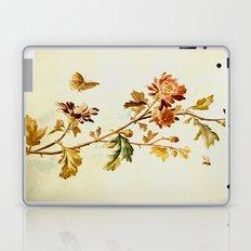 Chrysantheme Laptop & iPad Skin