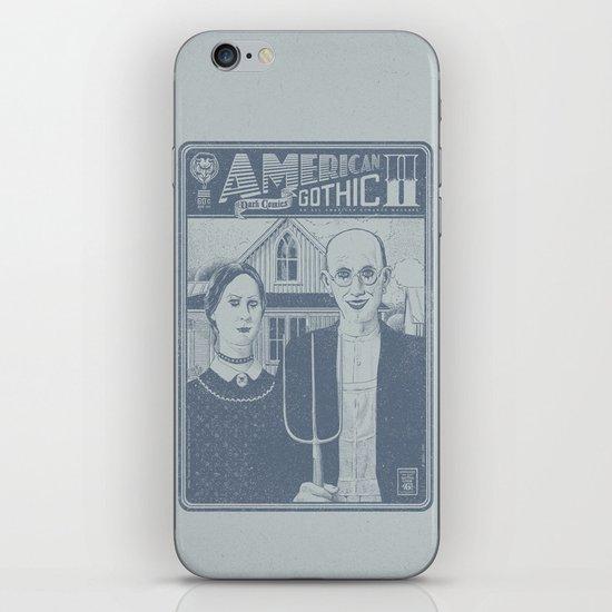 American Gothic II iPhone & iPod Skin
