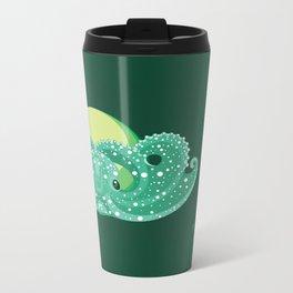 Sea Lord (Green) Metal Travel Mug