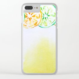 Cocktail No.2 Clear iPhone Case