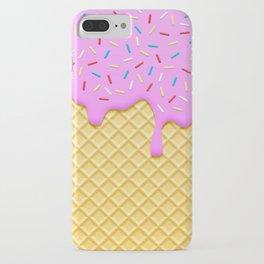 Strawberry Ice Cream iPhone Case